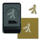Sizzix Paper Punch: Large Pine 660170