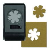 Sizzix Paper Punch: Large Tattered Flower 660174