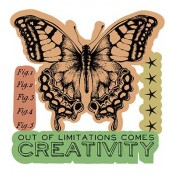 Sizzix Die & Stamp Set - Limitations 660189