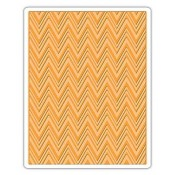 Sizzix Embossing Folder - ZigZag 660972