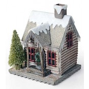 Sizzix Bigz Die: Village Winter 660988