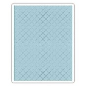 Sizzix Embossing Folder - Quilted 660999