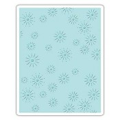 Sizzix Embossing Folder - Sparkles 661001