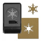 Sizzix Paper Punch: Large Snowflake 661003