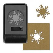 Sizzix Paper Punch: Large Snowflake #2 661004
