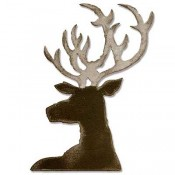 Sizzix Bigz Die: Dashing Deer 661606