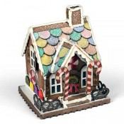 Sizzix Bigz Die: Village Gingerbread 661608