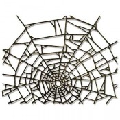 Sizzix Thinlits Die Set: Cobweb 662375