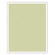 Sizzix Embossing Folder - Tiny Dots 661612