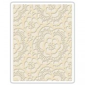 Sizzix Embossing Folder: Lace 661824