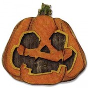 Sizzix Thinlits Die Set: Layered Jack-o-Lantern 662373