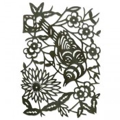 Sizzix Thinlits Dies: Paper-Cut Bird 661800