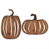 Sizzix Thinlits Die Set: Pumpkin Patch 662387