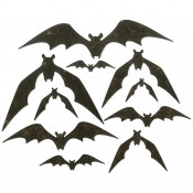 Sizzix Thinlits Die Set: Bat Crazy 664203
