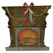 Sizzix Thinlits Die Set: Fireside 664193