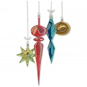 Sizzix Thinlits Die Set: Hanging Ornaments 664197