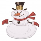 Sizzix Thinlits Die Set: Mr. Snowman 664230