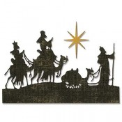 Sizzix Thinlits Die Set: Wise Men 663127
