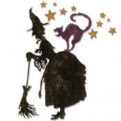 Sizzix Thinlits Die Set: Witchcraft 662386