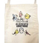 Stampers Anonymous Craft Apron - Bird Crazy