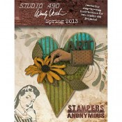 Wendy Vecchi Studio 490 - Early 2013 Catalog