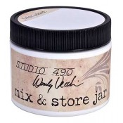 Studio 490 Wendy Vecchi: Mix & Store Jar WVMIX
