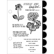 Wendy Vecchi Cling Mount Stamps - Forever Art SCS113