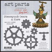 Studio 490 Art Parts - Steampunk Gears & More WVAP001