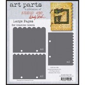 Studio 490 Art Parts - Large Pages WVAP005