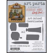 Studio 490 Art Parts - Art School Coordinates WVAP010