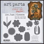 Studio 490 Art Parts - Not Just Flowers WVAP014