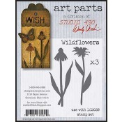 Studio 490 Art Parts - Wildflowers WVAP016