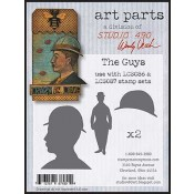Studio 490 Art Parts - The Guys WVAP021