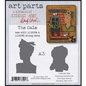 Studio 490 Art Parts - The Gals WVAP022