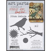 Studio 490 Art Parts - From Nature WVAP029