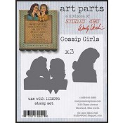Studio 490 Art Parts - Gossip Girls WVAP031