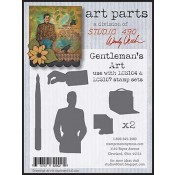 Studio 490 Art Parts - Gentleman's Art WVAP032