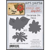 Studio 490 Art Parts - Daisies Do Tell WVAP033