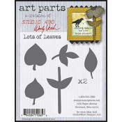 Studio 490 Art Parts - Lots of Leaves WVAP036