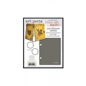 Wendy Vecchi Art Parts: Journal Covers - WVAP044