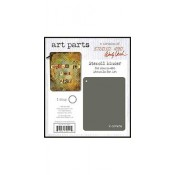 Wendy Vecch Art Parts: Stencil Binder - WVAP046