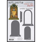Studio 490 Art Parts - Artful Shrines WVAPASHRINES