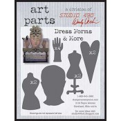 Studio 490 Art Parts - Dress Forms & More WVAPDRM