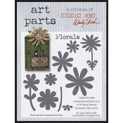 Studio 490 Art Parts - Florals WVAPFLORAL
