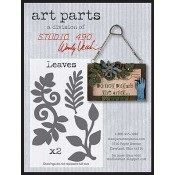 Studio 490 Art Parts - Leaves WVAPLEAVES