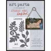 Studio 490 Art Parts - Leaves WVAPLEAVES