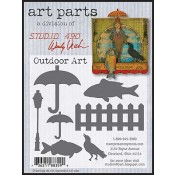 Studio 490 Art Parts - Outdoor Art WVAPOA