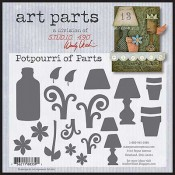 Studio 490 Art Parts - Potpourri of Parts WVAPPPP