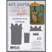 Studio 490 Art Parts - Queens & Crowns WVAPQC
