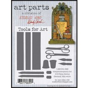 Studio 490 Art Parts - Tools For Art WVAPTFA